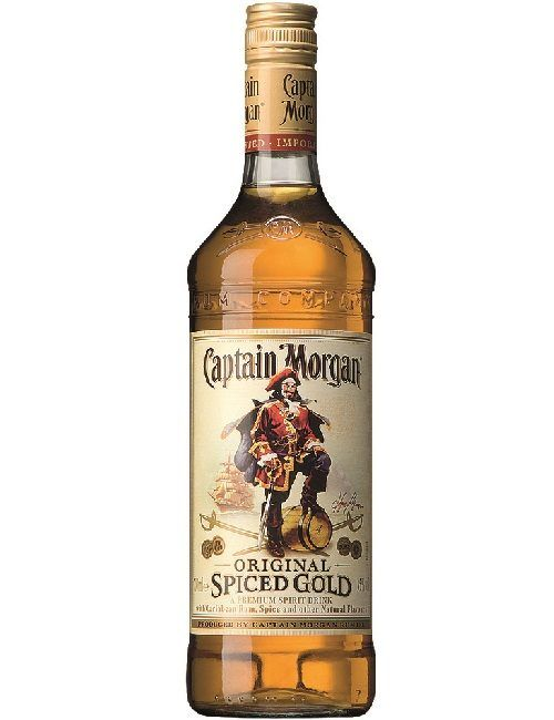 Ром Captain Morgan Spiced Gold 700мл (Капитан Морган Спайсед)