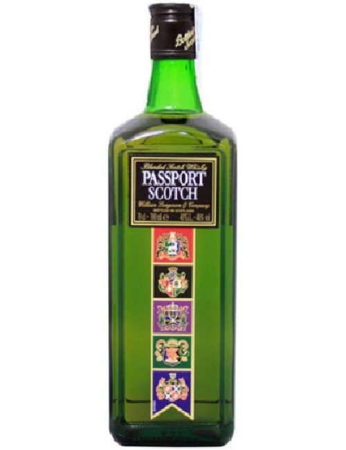 Виски Passport Scotch