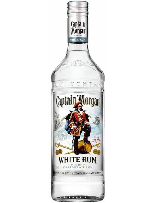 Ром Captain Morgan White (Капитан Морган)