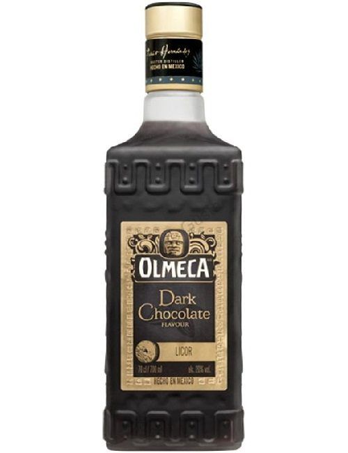 Текила Olmeca Dark Chocolate (Ольмека Черный Шоколад)