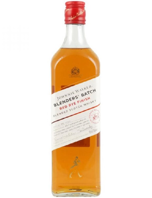 Виски Johnnie Walker Blenders' Batch Red Rye Finish